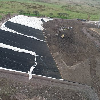 Aughrim Landfill Site, Cell 9A & 9B Enabling Works