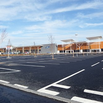 Retail Carpark Surfacing Northern Ireland