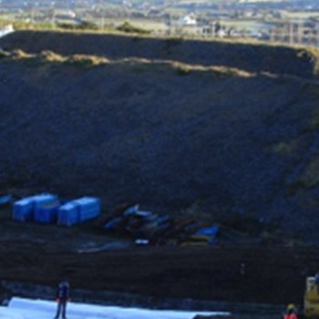 Aughnagun Landfill Site, Capping Phase 3