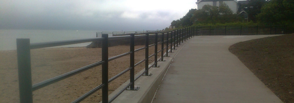 North Down Coastal Path Improvements at Seapark