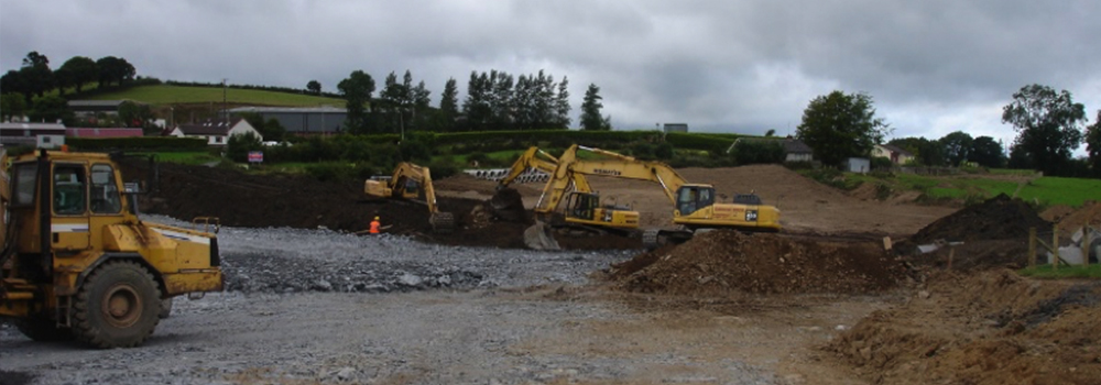 A3 Monaghan Road, Armagh  – Road Improvements